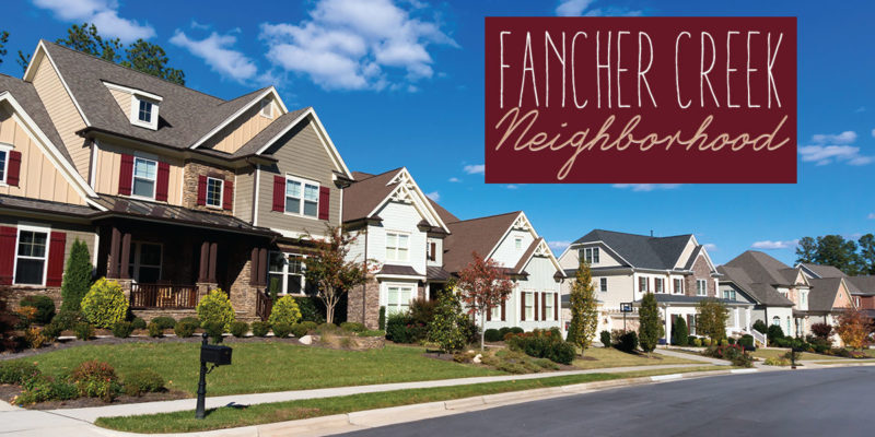 Fancher Creek Neighborhood
