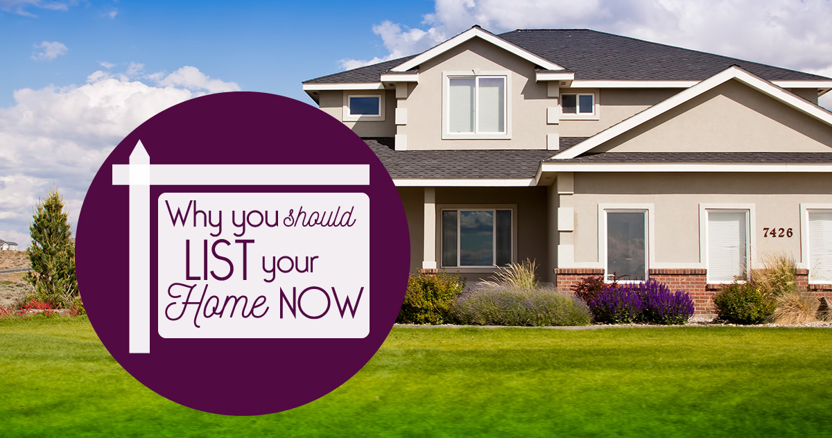 Why you should list your home now fresno clovis real - Fresno home and garden show 2017 ...