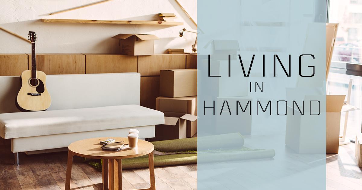 Living in Hammond