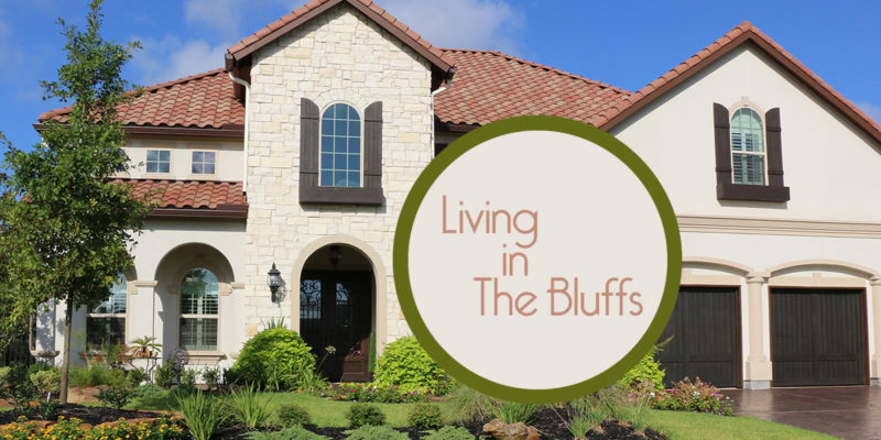 Living in The Bluffs
