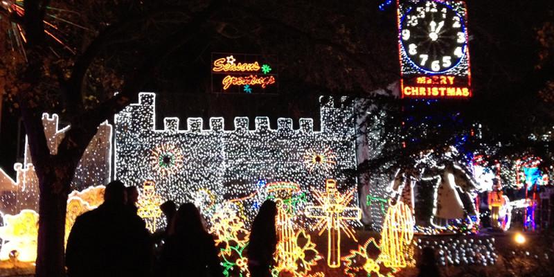 Living On Christmas Tree Lane