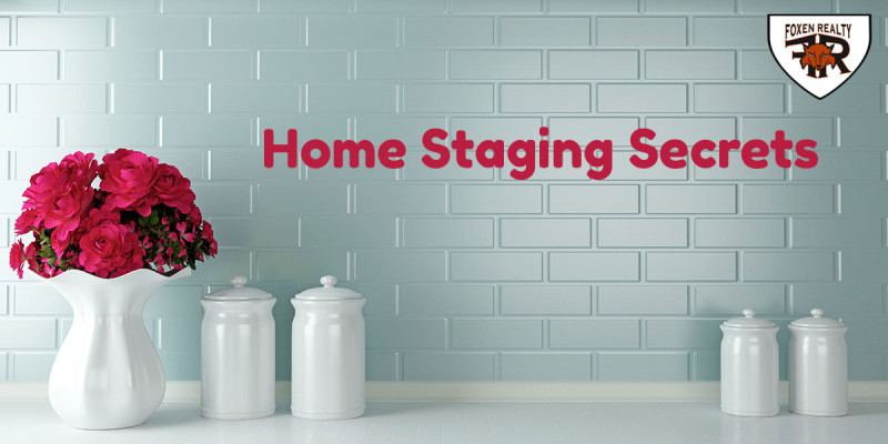 Home Staging Secrets