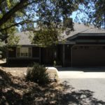 Clovis Housing Market Home on the market wooded area
