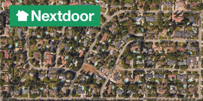 Nextdoor - The Neighborhood App