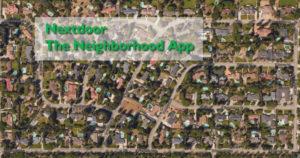Nextdoor The Neighborhood App