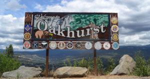 Living in the Town Center of Oakhurst