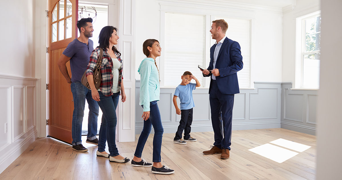Social Distance Real Estate Showings